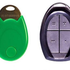 Proximity Keys & Radio Transmitters