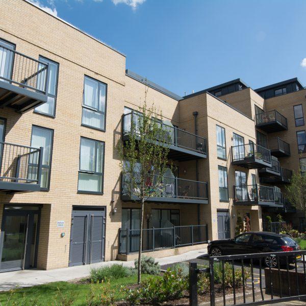 Crossways House, N16 – Newlon Housing Trust