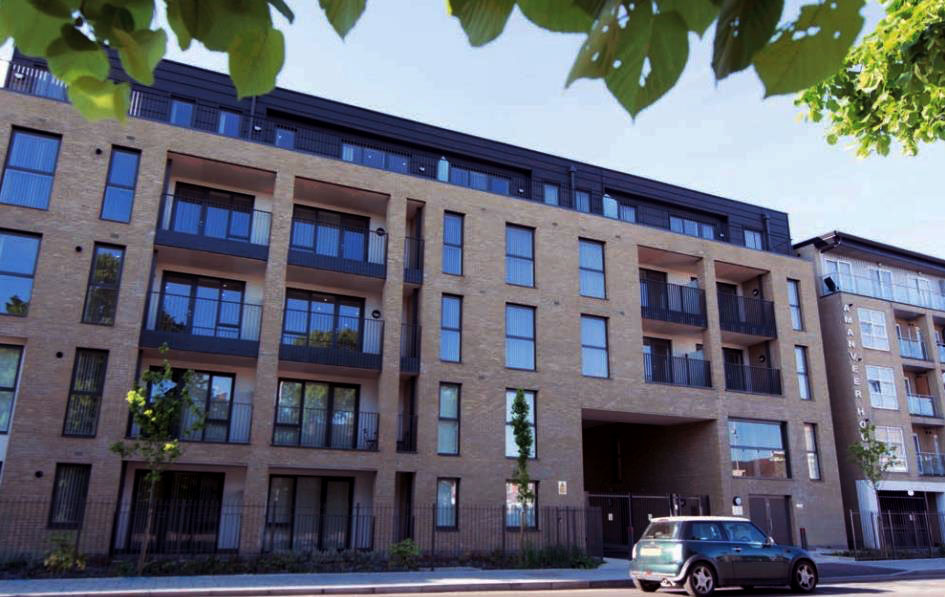 Napier Court – Newlon Housing Association