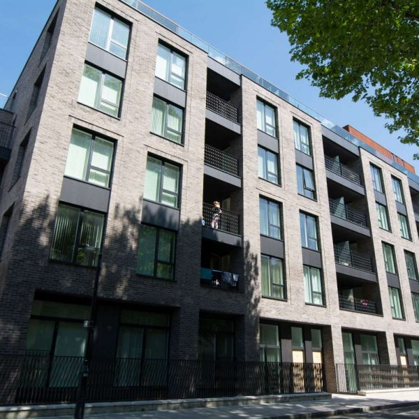 Rochester Place & 100 St Pancras Way – NW1